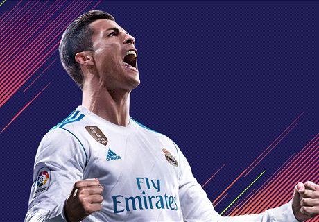 Cristiano Ronaldo's FIFA evolution