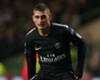 Marco Verratti playing for Paris Saint-Germain