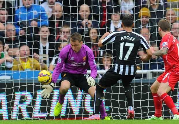Newcastle 1-0 Liverpool: Perez strike consigns Reds to another defeat