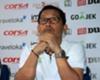 Aji Santoso menilai Persela Lamongan lengah mengantisipasi serangan balik Sriwijaya FC