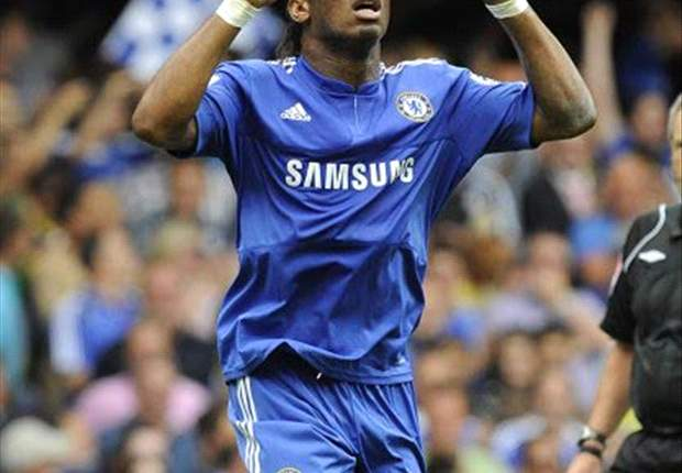 Didier Drogba Admits Chelsea's Winning Goal Was Fortunate