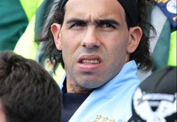 Maradona Confirms Tevez Will Partner Messi In Attack Against Brazil