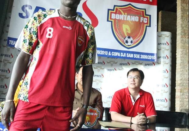 Sriwijaya FC Pecat Ali Khadafi