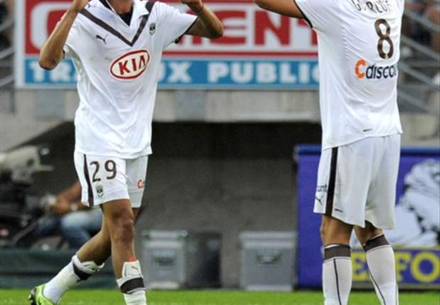 Arsenal's Marouane Chamakh Sees Bordeaux Midfielder Yoann Gourcuff As Good Replacement For Cesc Fabregas