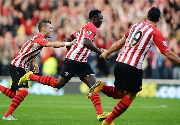 Hull City 0-1 Southampton: Wanyama makes it 10 Saints wins in 11