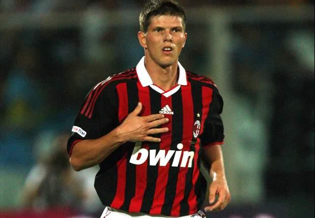 Milan Striker Huntelaar Wants Starting Place Against Livorno