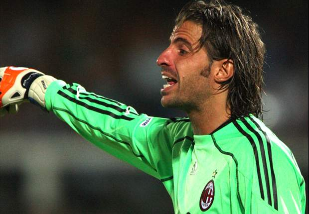 Report: Rene Higuita's Scorpion Kick Behind Milan 'Keeper Marco Storari's Injury