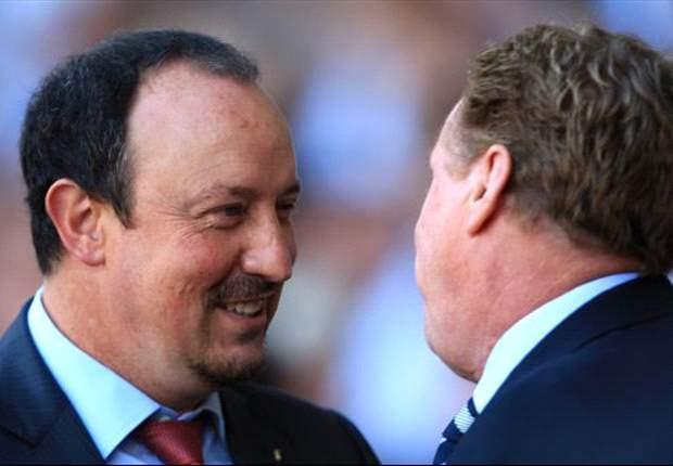 """Harry Redknapp lobt Rafa Benitez: """"Kluger Kerl"""""""
