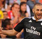 CALIFICACIONES | Karim Benzema, el mejor en Los Cármenes