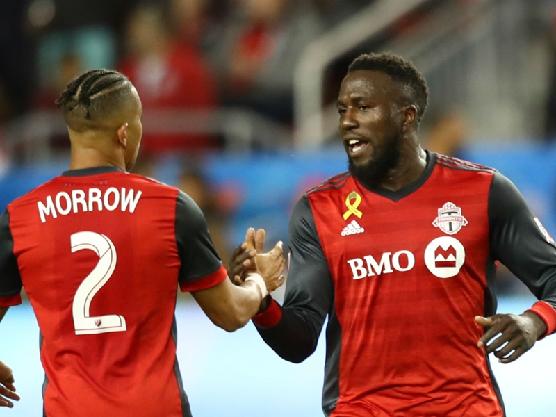 Toronto FC wins MLS Supporters' Shield