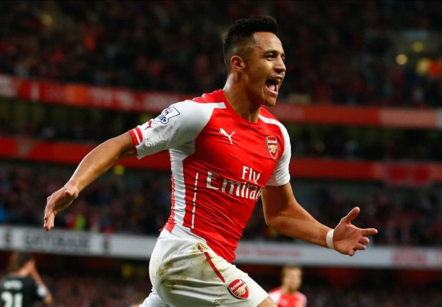 Arsenal 3-0 Burnley: Alexis stars as Gunners pull through
