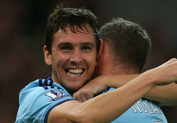 Stoke 2-2 West Ham: Downing earns fine Hammers comeback draw
