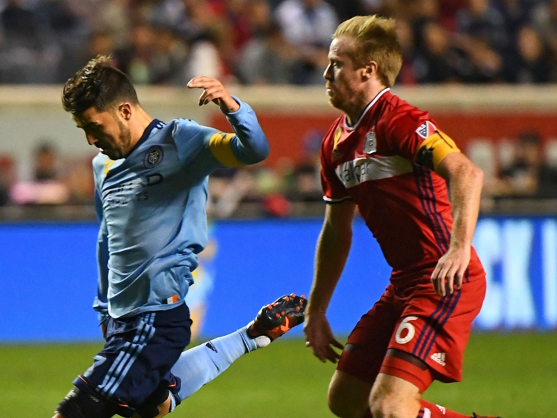 MLS Review: Villa ties Wright-Phillips record