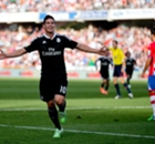 Granada 0-4 Real Madrid: James stars