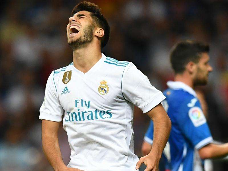 Real Madrid - Marco Asensio blessé deux à trois semaines