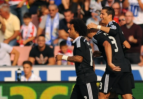 Marcelo: People are jealous of Ronaldo