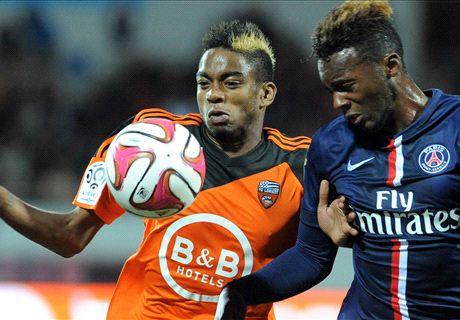 Match Report: Lorient 1-2 PSG