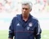 Carlo Ancelotti during Bayern Munich training