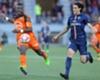 Lorient 1-2 PSG: Comeback