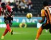 Southampton venció 1-0 a Hull City y está segundo en la Premier