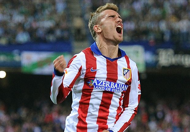 Atletico Madrid 4-2 Cordoba: Griezmann stars as champions cruise to win