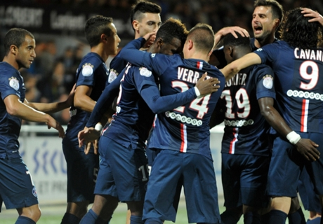 Player Ratings: Lorient 1-2 PSG