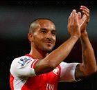 Walcott in contention for Liverpool trip