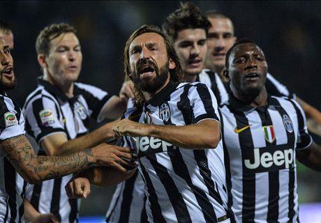 Curiosidades del Juventus - Olympiakos
