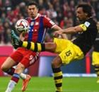 Spelersrapport: Bayern München - Borussia Dortmund