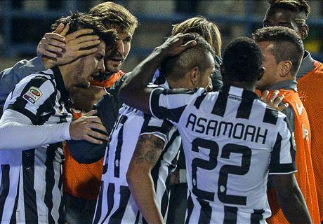 Resumen de la jornada 10 de la Serie A