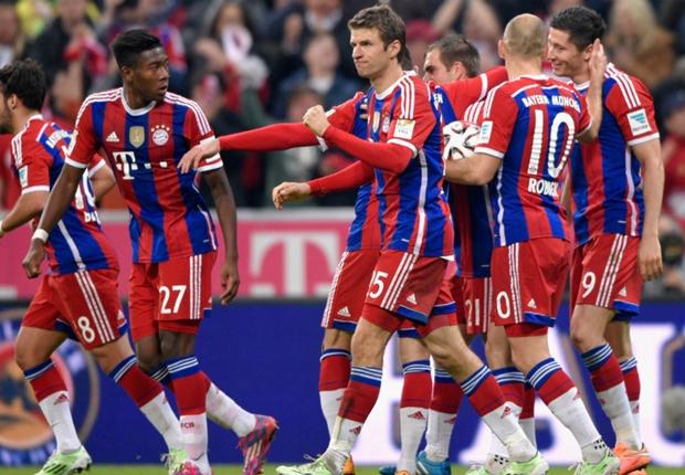 Bayern-Dortmund (2-1), le Bayern renverse Dortmund