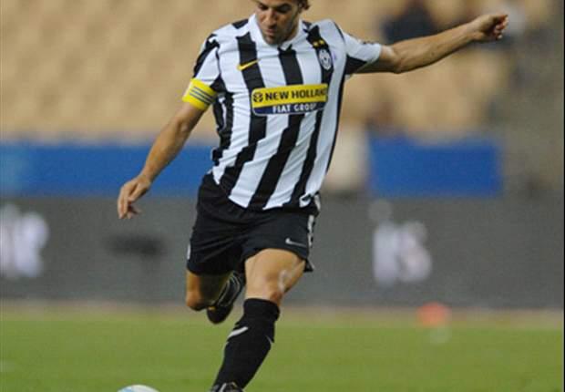 Juventus Ace Alessandro Del Piero: Consistency Is Key To Success