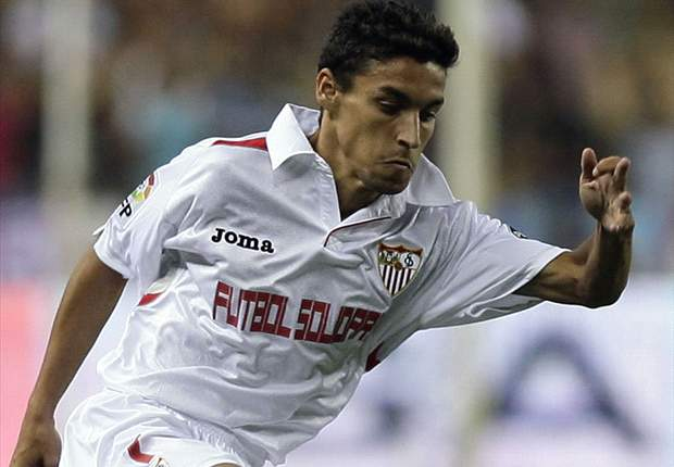 Juventus & Chelsea set to lose race for Sevilla winger Jesus Navas to Arsenal - report