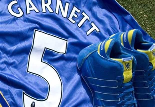La camiseta personalizada de Garnett