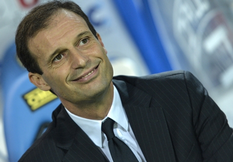 Allegri thrilled to capitalise on Roma slip