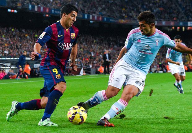 Barcelona 0-1 Celta de Vigo