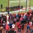 Los incidentes en Parque Patricios terminaron con la suspensión del partido.