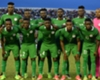 Nigeria starting XI
