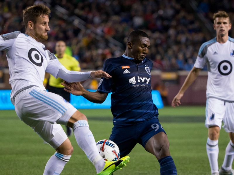 MLS Review: Sporting KC held by Minnesota