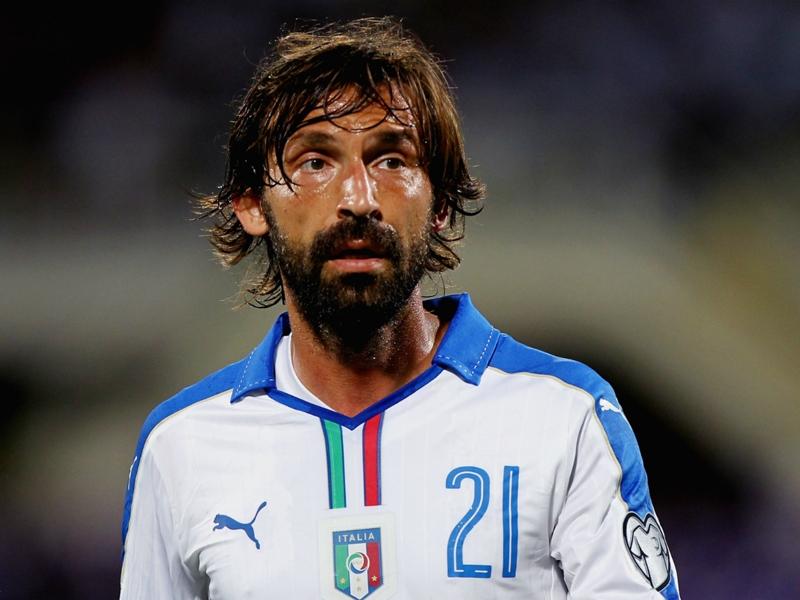 'Italian football is not sick' - Pirlo defends underperforming Azzurri