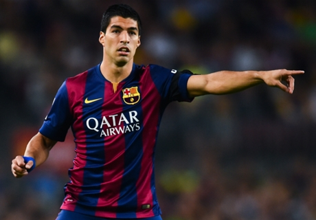Suarez: Barca still best in the world