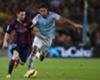 Barcelona 0-1 Celta: Larrivey strike