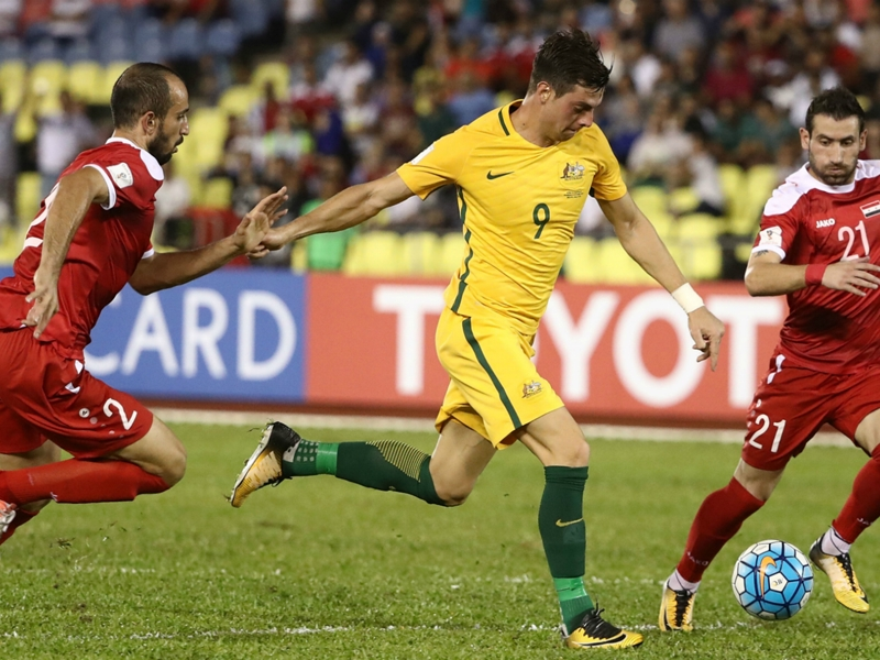 Australia v Syria Betting: Socceroos to end visitors' fairytale World Cup run