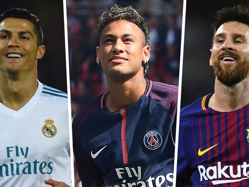 'Neymar will win Ballon d'Or after Ronaldo and Messi' - Kaka