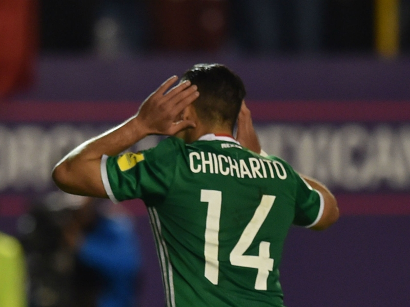 Chicharito, Hirving Lozano out for Mexico vs. Honduras World Cup qualifier