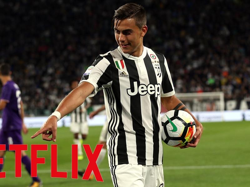 Avec son documentaire sur Netflix, la Juventus s'offre une belle vitrine pour son institution