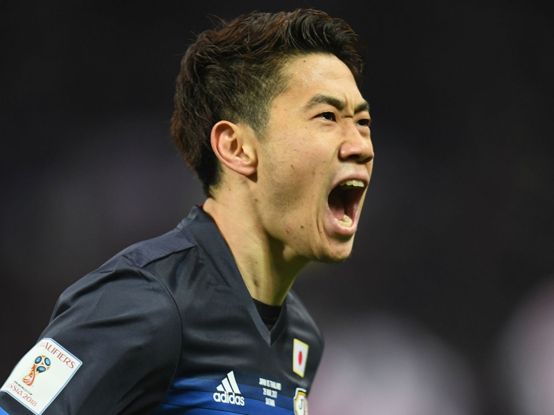 Japan 3 Haiti 3: Kagawa to the rescue in injury time