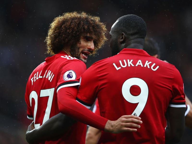 'Lukaku is fit' - Belgium to risk Man Utd wrath following Fellaini blow