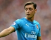 Arsenal forward Mesut Ozil