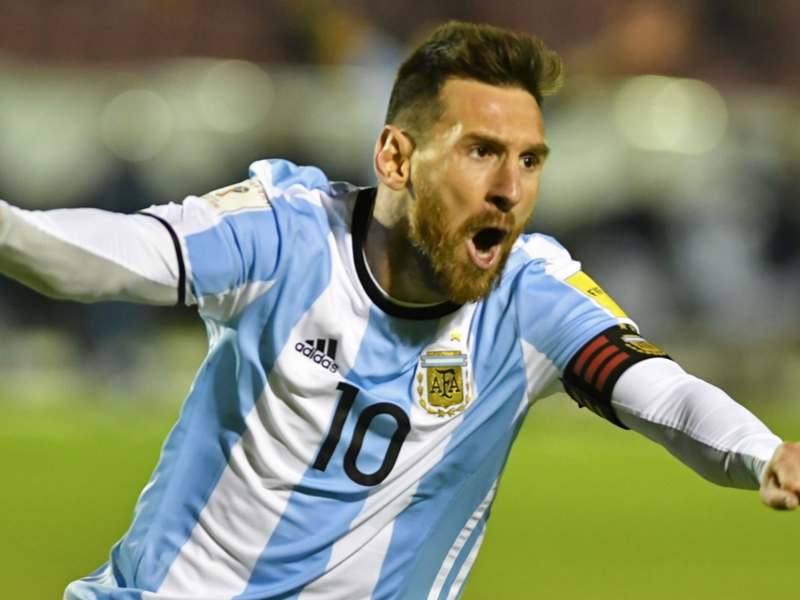 Messi the greatest ever despite no World Cup win, insists Di Maria